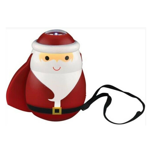 Father Christmas Eco Torch - no battery required