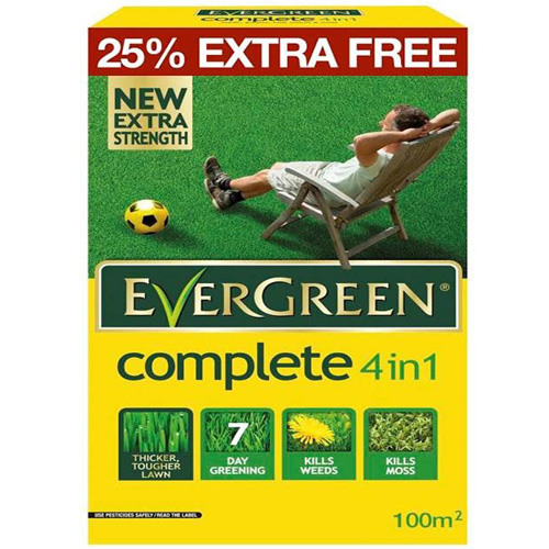 Evergreen Complete 4in1 - 100 sq metres