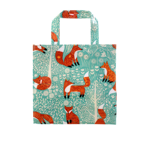 Ulster Weavers Shopping Bag - PVC - Foraging Fox - Small