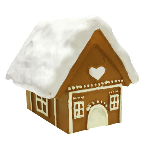 Christmas Cake Decoration - Gingerbread House Cake Topper