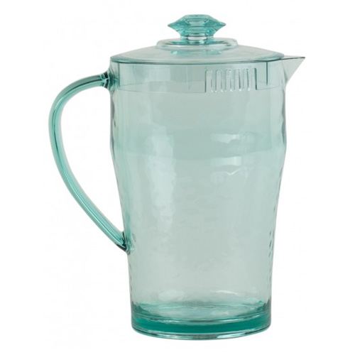 Navigate Summerhouse Polycarbonate Drinks Pitcher - Glass Effect