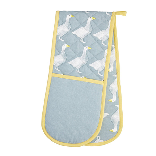 Kitchencraft Double Oven Glove - Geese