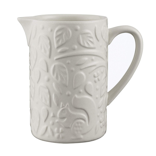 Mason Cash In The Forest Creamer Jug - Cream