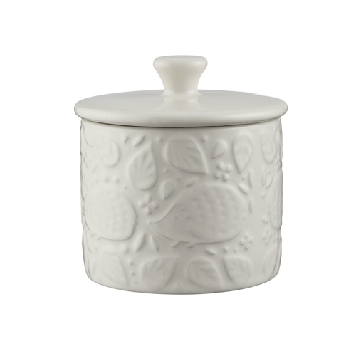 Mason Cash In The Forest Sugar Pot - Cream