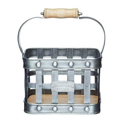 KitchenCraft Industrial Kitchen Condiment Holder