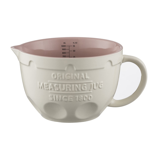 Mason Cash Measuring Jug With Pouring Lip - Innovative Kitchen