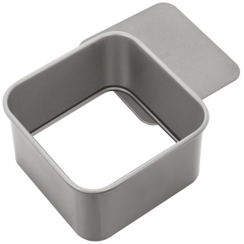 Judge 6 Inch Square Cake Tin Loose Base Non Stick