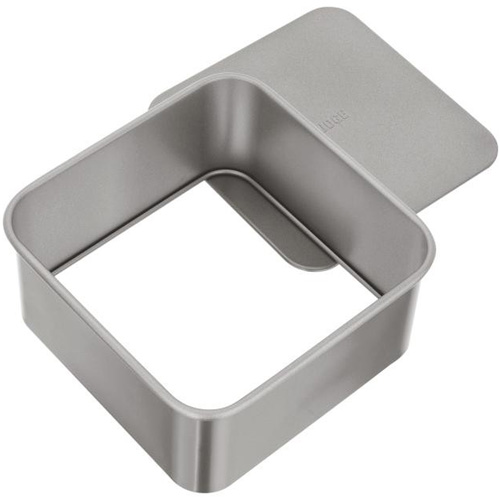 Judge 7 Inch Square Cake Tin Loose Base Non Stick