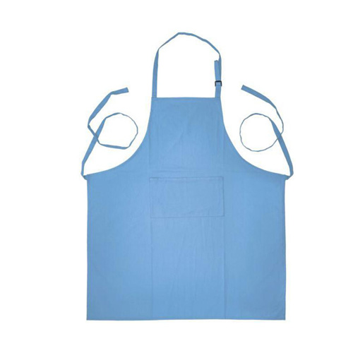 Judge Cotton Apron - Blue