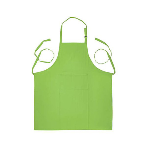 Judge Cotton Apron - Green