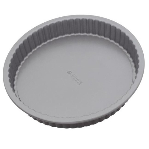 Judge 9 inch Round Flan Tin - Loose Base - Non Stick