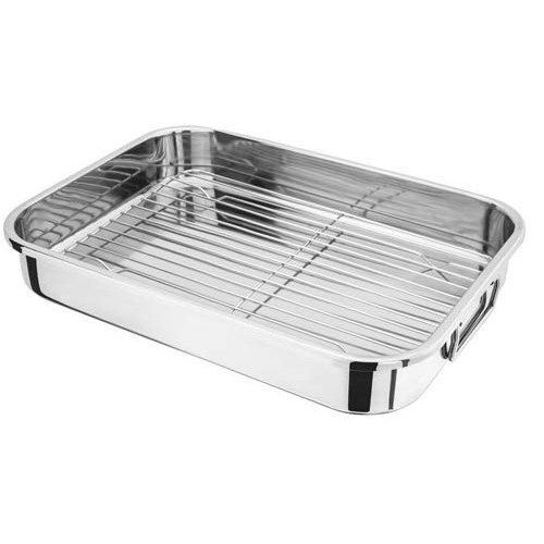 Judge Roasting Pan And Rack - 42 x30x 6cm