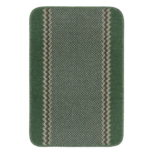 Dandy Kilkis Machine Washable Doormat 100 x 67 - Green