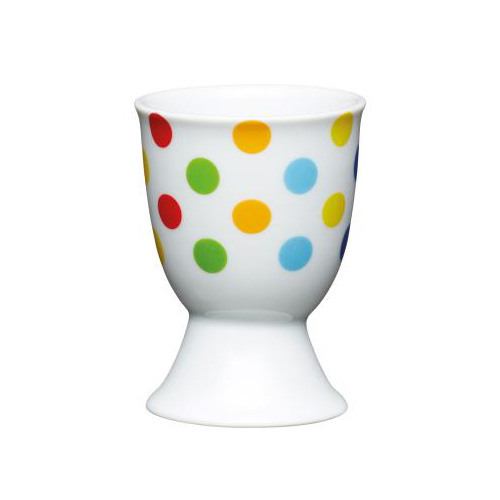 Kitchen Craft Egg Cup - Bright Spots