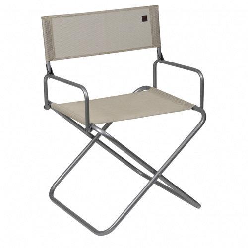 Lafuma directors chair seigle lfm1346 at m w partridge - Lafuma camping table ...