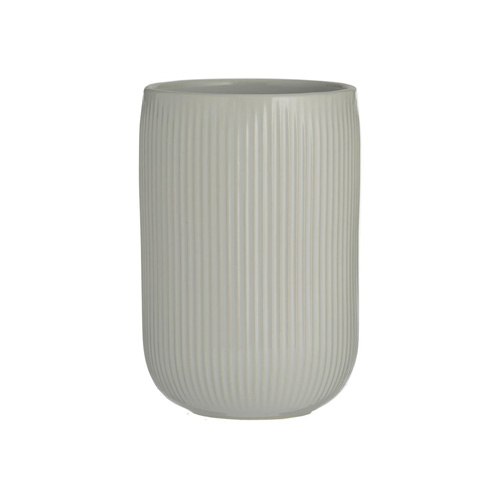 Mason Cash Linear Collection Utensil Pot - White