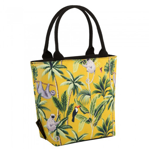 Navigate Summerhouse Insulated Lunch Tote - Madagascar Sloth