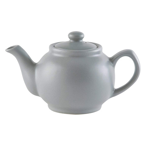 Price and Kensington Teapot- 2 Cup Matt Grey