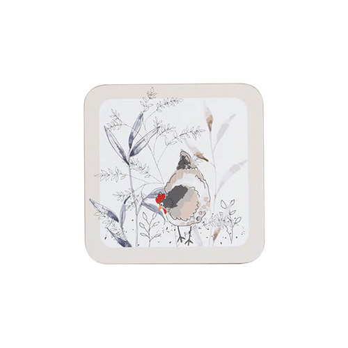 Price and Kensington Coasters - Pack of 4 - Country Hens