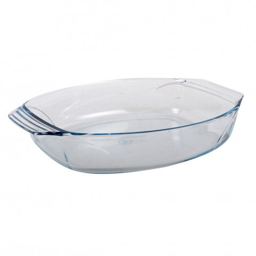 Pyrex Optimum Oval Roaster 40 x 28