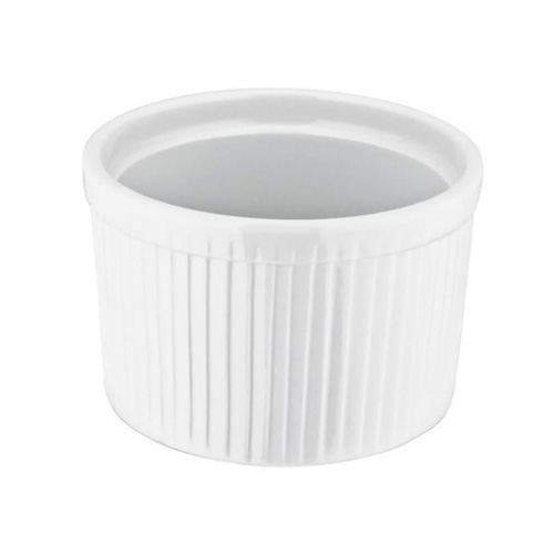 Judge Ramekin 8cm - White Porcelain -JFY050