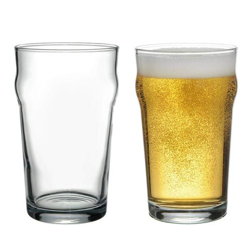 Ravenhead Nonik Beer Glasses - Pack of 2 x 56cl