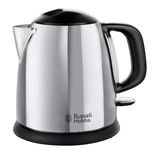 Russell Hobbs Classic Polished Compact Kettle - 24990