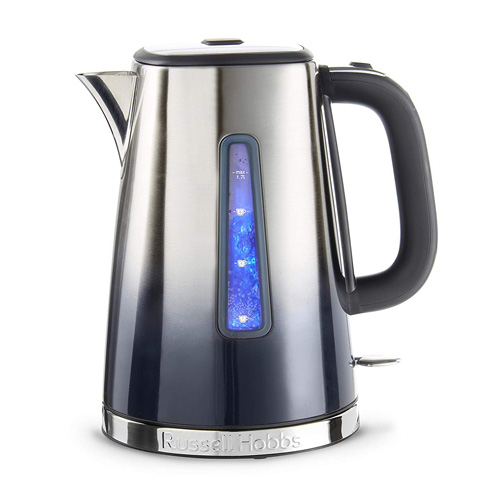 Russell Hobbs Eclipse Midnight Blue Kettle - 25111