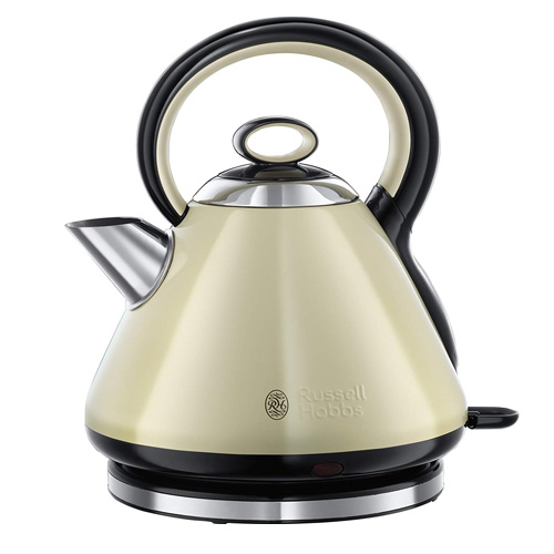 Russell Hobbs Legacy Quiet Boil Kettle - Cream