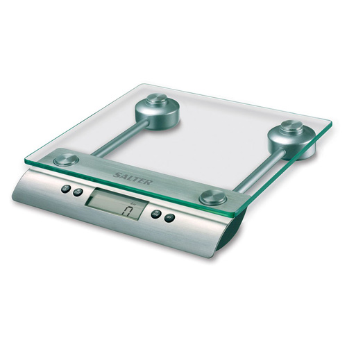 Salter Aquatronic Glass Kitchen Scale 3003