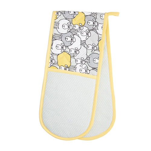Kitchencraft Double Oven Glove - Sheep