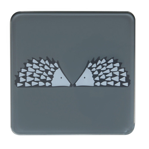 Dexam Scion Living Hot Pot Stand Grey Spike - 20 x 20cm