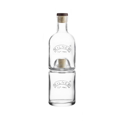 Kilner Glass Stackable Bottle Set