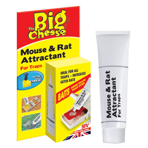 STV Big Cheese Mouse and Rat Attractant for Traps