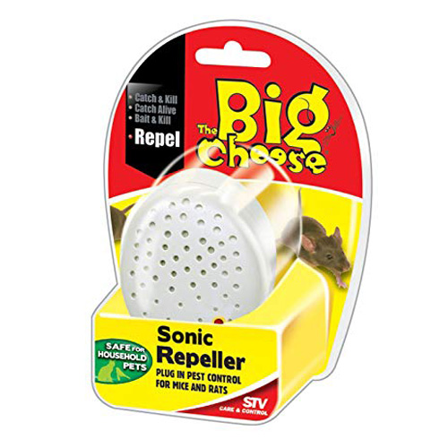 STV Big Cheese Rat and Mouse Pest Repeller - STV726