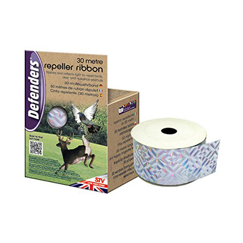 Defenders Wildlife Repeller Ribbon - 30 metre