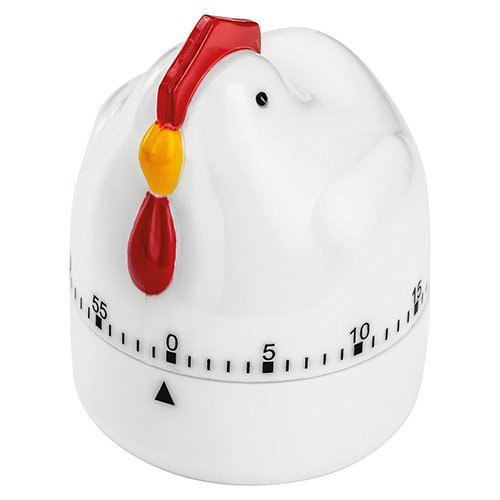Judge 60 Minute Wind-Up Kitchen Timer - Mother Hen
