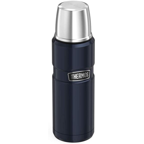 Thermos King Travel Flask - Midnight Blue 470ml Travel Flask