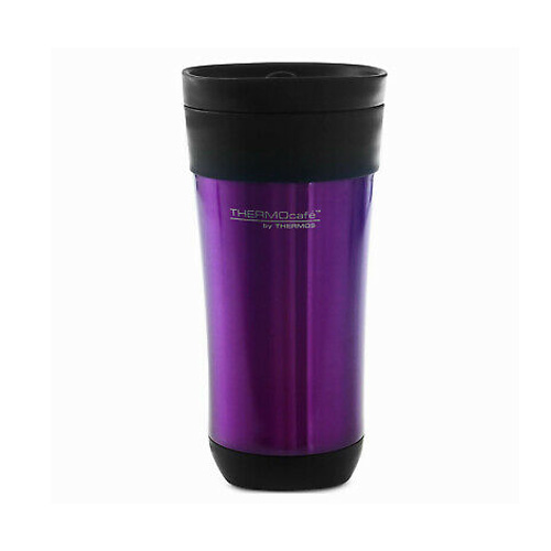 Thermos Thermocafe Travel Tumbler - 425ml - Purple or Blue