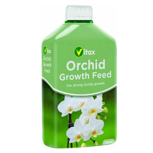 Vitax Orchid Growth Feed 500ml