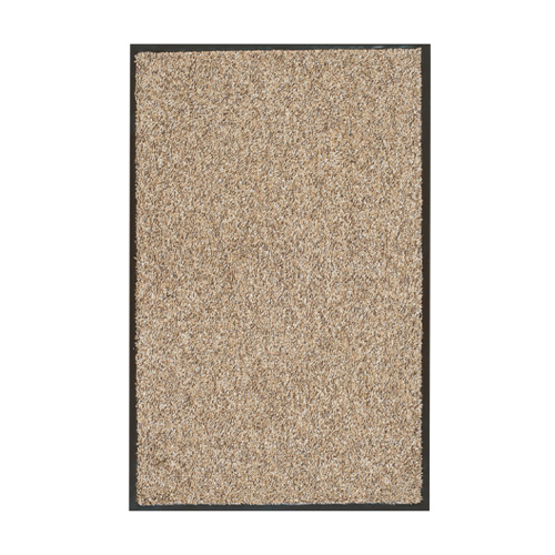 Dandy Washamat Doormat 80 x 50 - Beige
