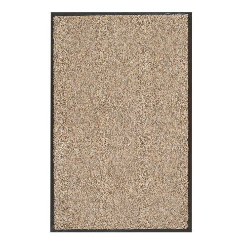 Dandy Washamat Doormat 90 x 60 - Beige