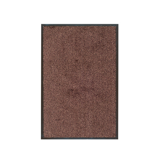 Likewise Matting Washamat Doormat 60 x 40 - Dark Brown