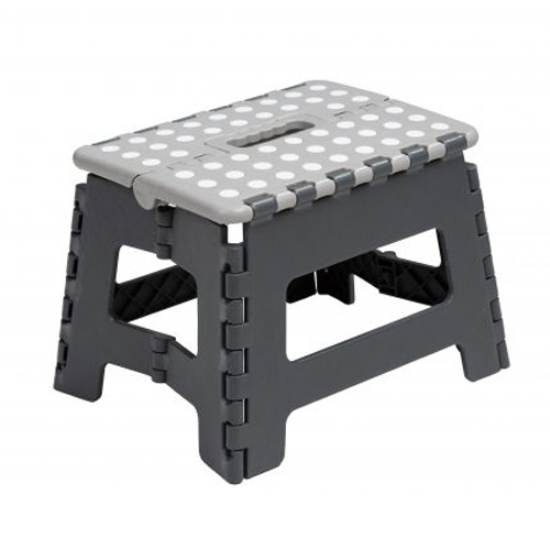 Wham Super Strong Folding Step Stool - Assorted Colours
