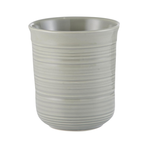 Mason Cash Utensil Pot - William Mason Collection - Grey